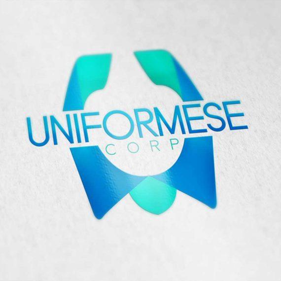 Diseño de Logotipo Uniformese Panamá
