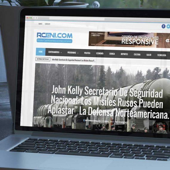 Diseño de paginas web portal de noticias